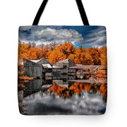 The Old Boat House Tote Bag