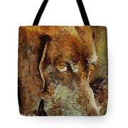 The Old Boy Tote Bag