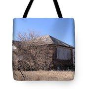 The Old Brick School Tote Bag