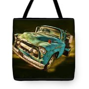 The Old Chevy Max Tote Bag