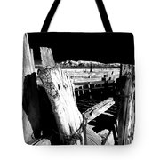 The Old Corral Tote Bag