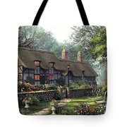 The Old Cottage Tote Bag