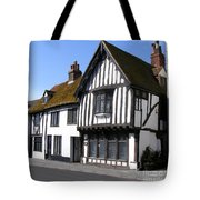 The Old Court Hall Hastings Tote Bag