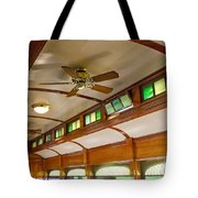 The Old Days Were The Quality Days Tote Bag