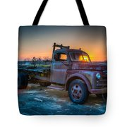 The Old Farm Hand Tote Bag