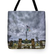 The Old First Ward Tote Bag