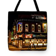 The Old Fish Market Tote Bag