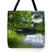 The Old Float Is Gone Tote Bag
