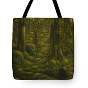 The Old Forest Tote Bag