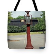 The Old Gas Pump Tote Bag