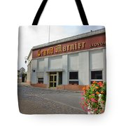 The Old Grand Marnier Distillery Tote Bag