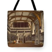 The Old Guard Chamber, The Round Tower Tote Bag