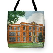 The Old High School Tote Bag