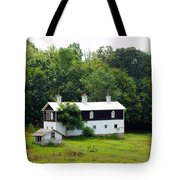 The Old Horse Barn Tote Bag