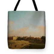 The Old Horse Guards From St James S Park Tote Bag
