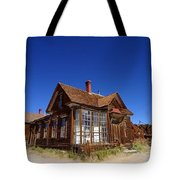 The Old House - Before Tote Bag