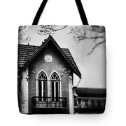 The Old House Tote Bag by Marco Oliveira
