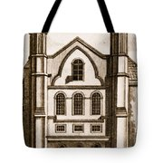 The Old House Of Commons Tote Bag