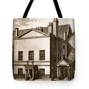 The Old House Of Lords Tote Bag