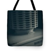 The Old Ice Box Tote Bag by Edward Fielding