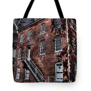 The Old Jail Tote Bag by Dan Stone