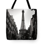 The Old Lady Of The Neighborhood Tote Bag