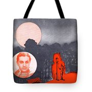 The Old Lamp Lighter Tote Bag