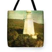 The Old Lighthouse Tote Bag