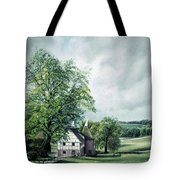 The Old Lime Tree Tote Bag