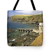 The Old Lizard Lifeboat Station Tote Bag