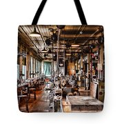 The Old Machine Shop Tote Bag