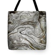 The Old Man By The Sea Tote Bag