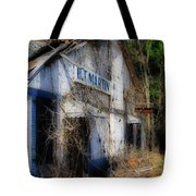 The Old Martin Place Tote Bag