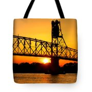 The Old Mighty Span Tote Bag