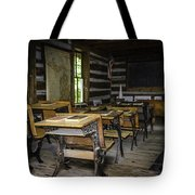 The Old Mikado Bailey School House Tote Bag
