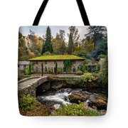 The Old Mill Tote Bag by Adrian Evans