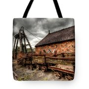 The Old Mine Tote Bag by Adrian Evans