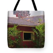 The Old Motel Tote Bag