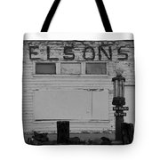 The Old Nelsons Station Tote Bag