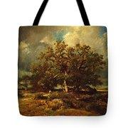 The Old Oak Tote Bag