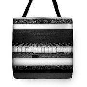 The Old Piano Tote Bag