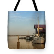 The Old Point - St Michaels  Tote Bag
