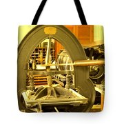 The Old Printing Press Tote Bag
