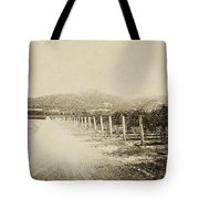 The Old Road Tote Bag