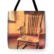 The Old Rocker Tote Bag