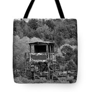 The Old Rodeo Grounds Tote Bag