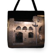 The Old Saraya And Soap Factory Tote Bag