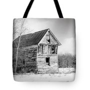 The Old Shack Tote Bag by Gary Heller
