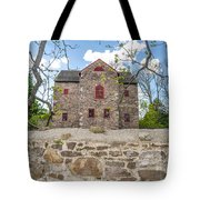 The Old Sone Barn At The Highlands Tote Bag