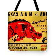 The Old Southwest Conference Tote Bag by Benjamin Yeager
